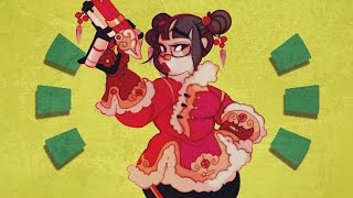 Overwatch - Chinese New Year Skins ( Year of the Rooster )