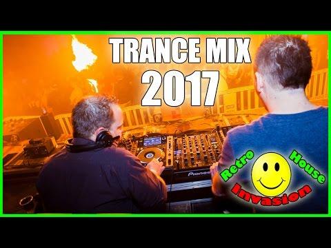 Trance Mix Retro House Invasion 2017