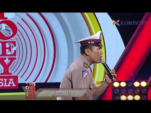 Gamayel: Cabe-Cabean Beli Cilok (SUCI 6 Show 3)