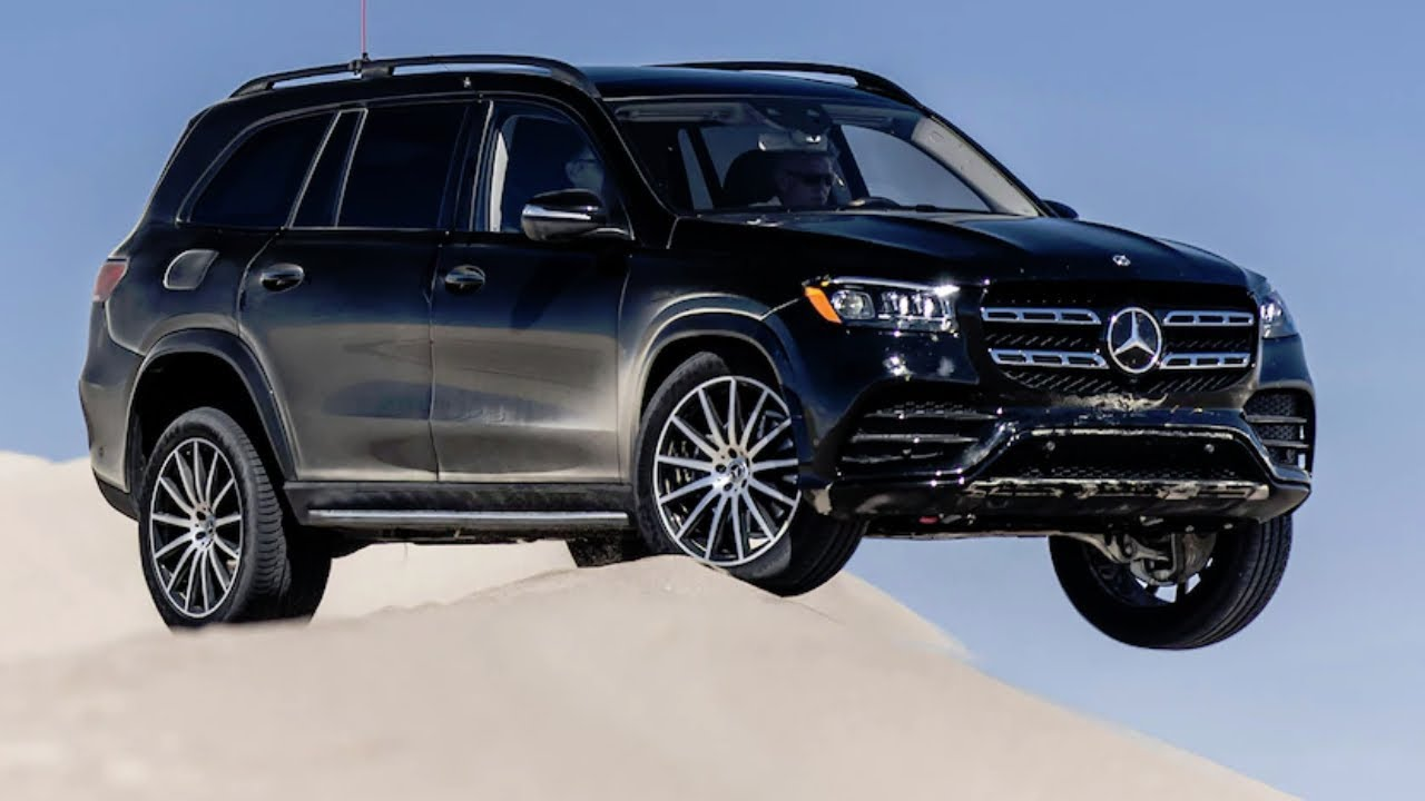 2020 mercedes-benz gls 580 4matic luxury suv experience