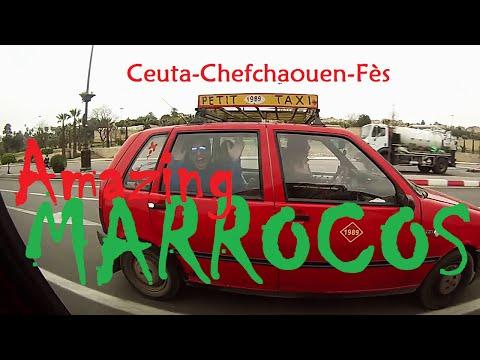 Amazing Marrocos | Ceuta - Chefchaouen - Fès