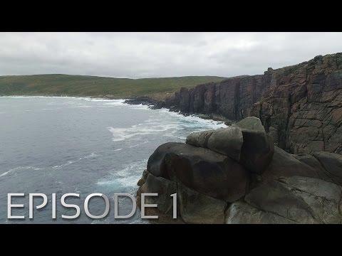 Coastal Fishing Mayhem Episode 1 - Denmark