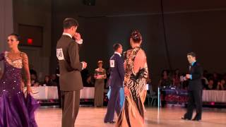 2012 Desert Classic Open Professional American Smooth Final - Ballroom Dance Video