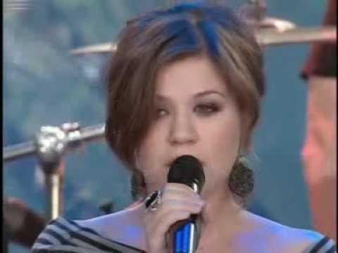 Sober (LIVE) - Kelly Clarkson
