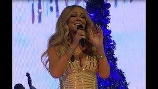 Mariah Carey - All I Want For Christmas Is You Concert - December 14, 2017 (Caesars Palace)