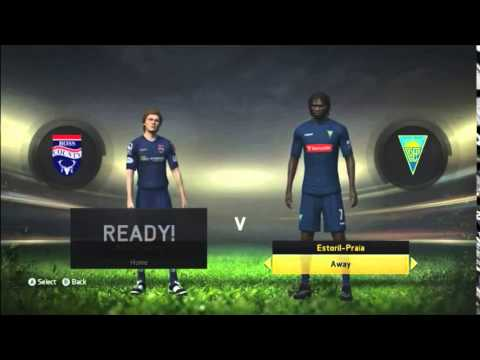 FIFA 15 - My Player Career Mode Part 1: Ross County?