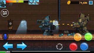 Anger Of Stick 4 Level 90 Robot Vs Robot