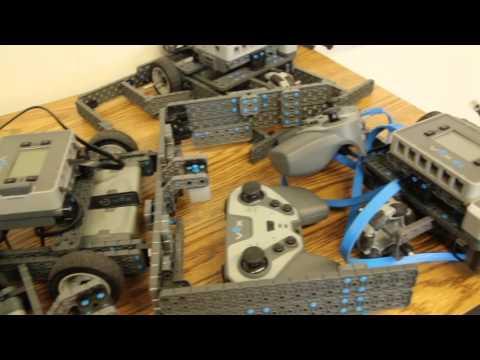 Riverstone International School Grade 5 Create Robots