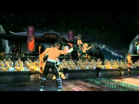 Mortal Kombat 9 'Fight Dirty with Johnny Cage Trailer' TRUE-HD QUALITY