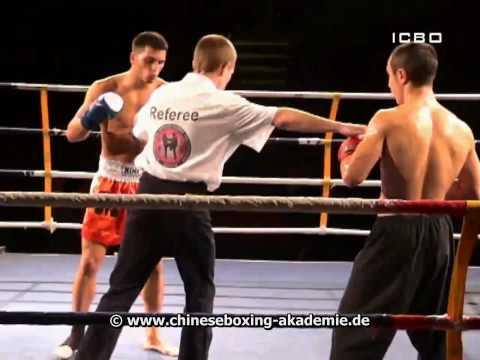 Last Man Standing - Mate Vundac vs. Alex Schreiner  - ICBO