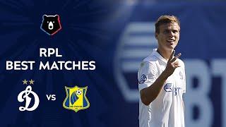RPL Best Matches | Dynamo vs FC Rostov, 3.8.2014