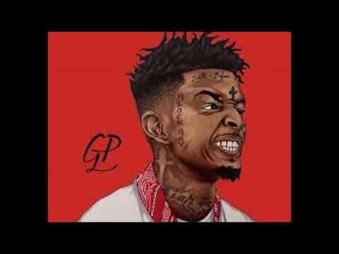 21 savage -  Still serving (bass boosted)