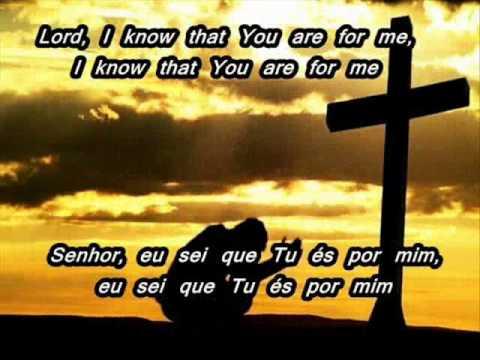 You Are For Me - Kari Jobe - Legendas Inglês e Português