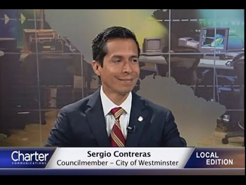 Charter Local Edition with Westminster Councilmember Sergio Contreras
