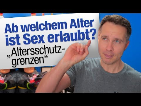 Mit welchem Alter ist Sex erlaubt? | jungsfragen.de