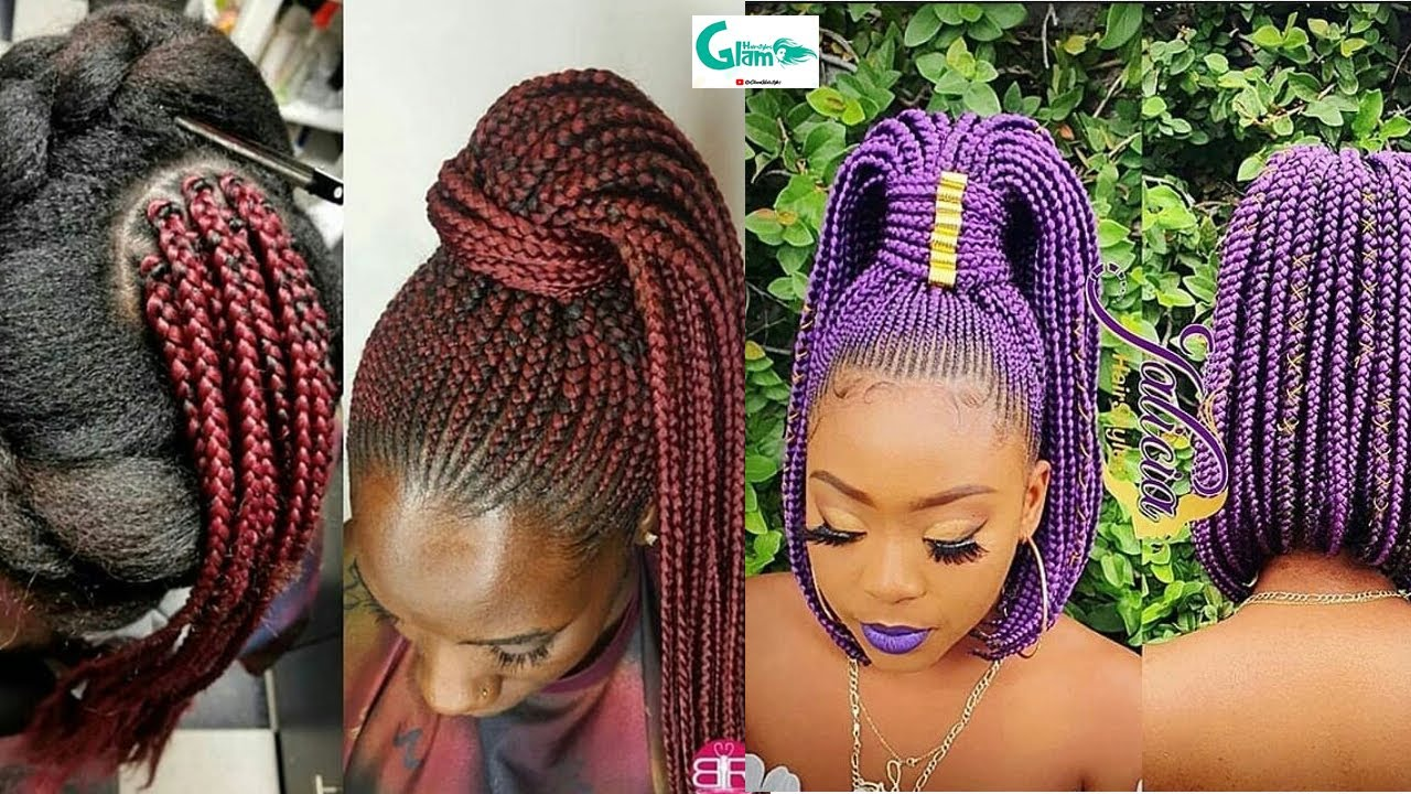❤️❤️LATEST ARRIVALS!!! Super Classy #Braids Hairstyles 2020: 70 Most Prettiest & Lovely Hairstyles