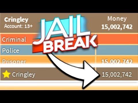 How To Get 15 Million Dollars In Roblox Jailbreak