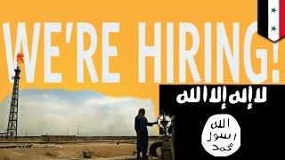 Szukasz pracy? ISIS zatrudnia w swoich rafineriach!