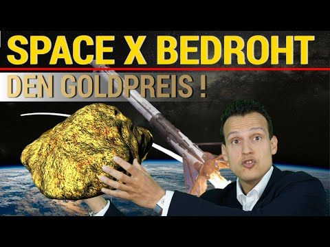 +++BREAKING NEWS+++ SPACE X BEDROHT DEN GOLDPREIS - Elon Musk greift an! (2020)