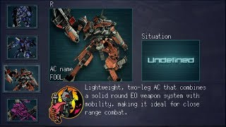 Armored Core Last Raven Portable - EX Arena - R [New Ranker]