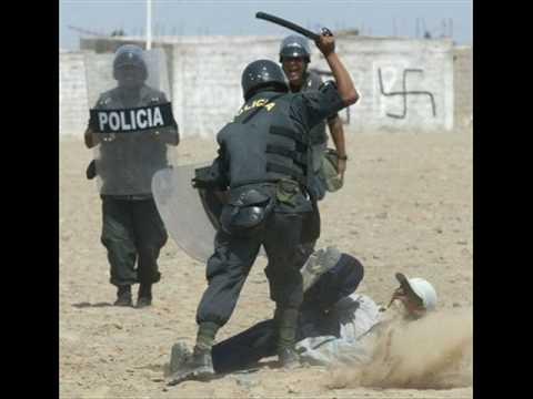 Resultado de imagen para abuso policial