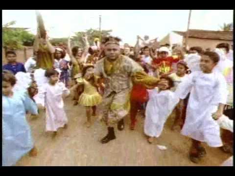 "Putumayo Presents: Brasileiro - Chico Cesar ""Mama Africa"""