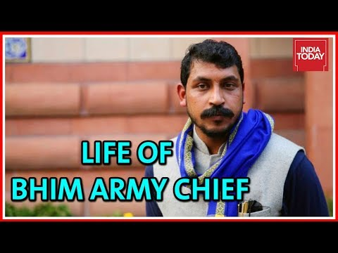 Catch A Glimpse Of Bhim Army Chief Chandrashekhar Azad Ravan's Personal Life