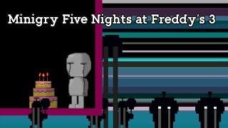 Tajemnicze strefy z minigier FNaF3 - Teoria Five Nights at Freddys 3 [PL/ENG]