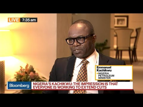 Nigeria's Kachikwu on Oil, OPEC Cuts, Prices