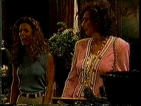 """One Life To Live-Marty & Aunt KiKi """"The Bitch"""" 1994"""