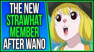 A New Strawhat Member After Wano - Carrot of the Minks | ONE PIECE THEORY | ワンピース