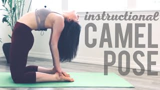 Yoga Instructional | Camel Pose