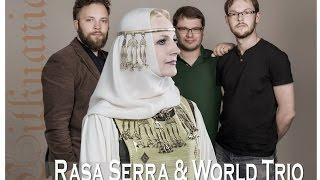 Смотреть клип RASA SERRA & WORLD TRIO - PЕ«tД— vД—jas Lithuanian folk song - Литовская народная песня онлайн