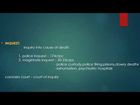 forensic medicine introduction