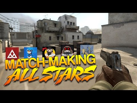 CS:GO - Match-making! YouTube Allstars