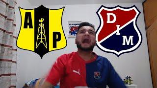 Alianza petrolera 1 vs 0 Medellín | Liga Betplay 2020 I