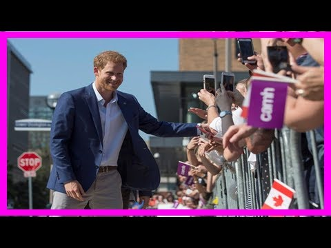 Breaking News | Prince harry shares tough journey veterans face to compete in invictus games