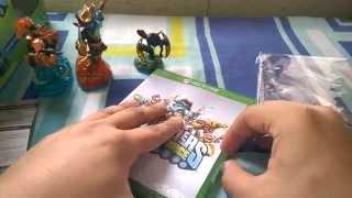 [Unboxing - XBox One] Skylanders Swap Force - PT-BR