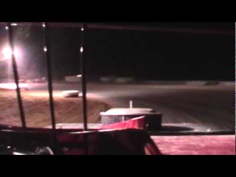 Dallas County Speedway B-Mod Feature In-Car Camera 8-7-10