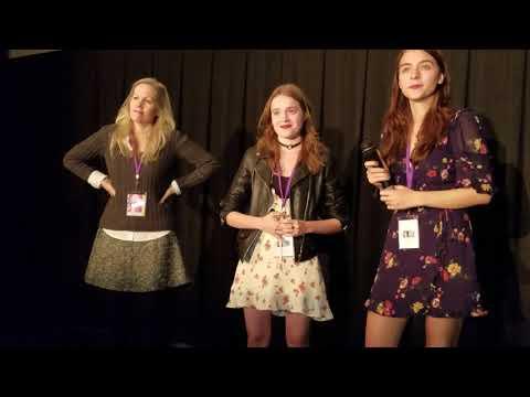 BLAME film Q&A with Quinn Shephard