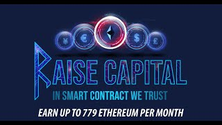 How to earn 779 ETH per month for the rest of your life.......