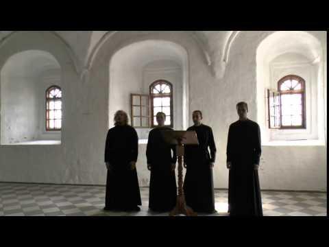 Video von Хор Александра-Свирского мужского монастыря
