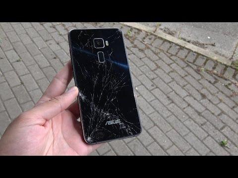 Asus Zenfone 3 - Drop Test (4K)