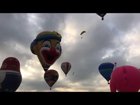 Amazing Hot Air Balloon Festival 2018 @ Clark Airbase Pampanga