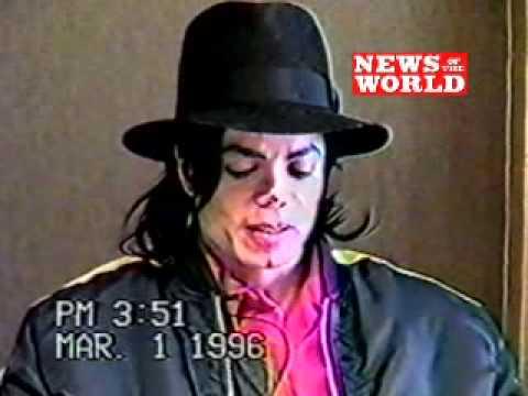 Unseen Footage: Interrogation of Michael Jackson 1996