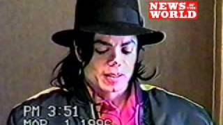 Unseen Footage: Interrogation of Michael Jackson 1996