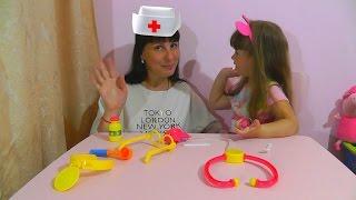 #kids show Веселое обучение медицине от Hello Nika show новые серии #детские видео