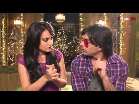 Qubool Hai - Karan Singh Grover and Surbhi Jyoti South Africa Trip Interview - Part 1