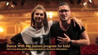 Zendaya, Maks, and Val introduce Dance With Me Juniors