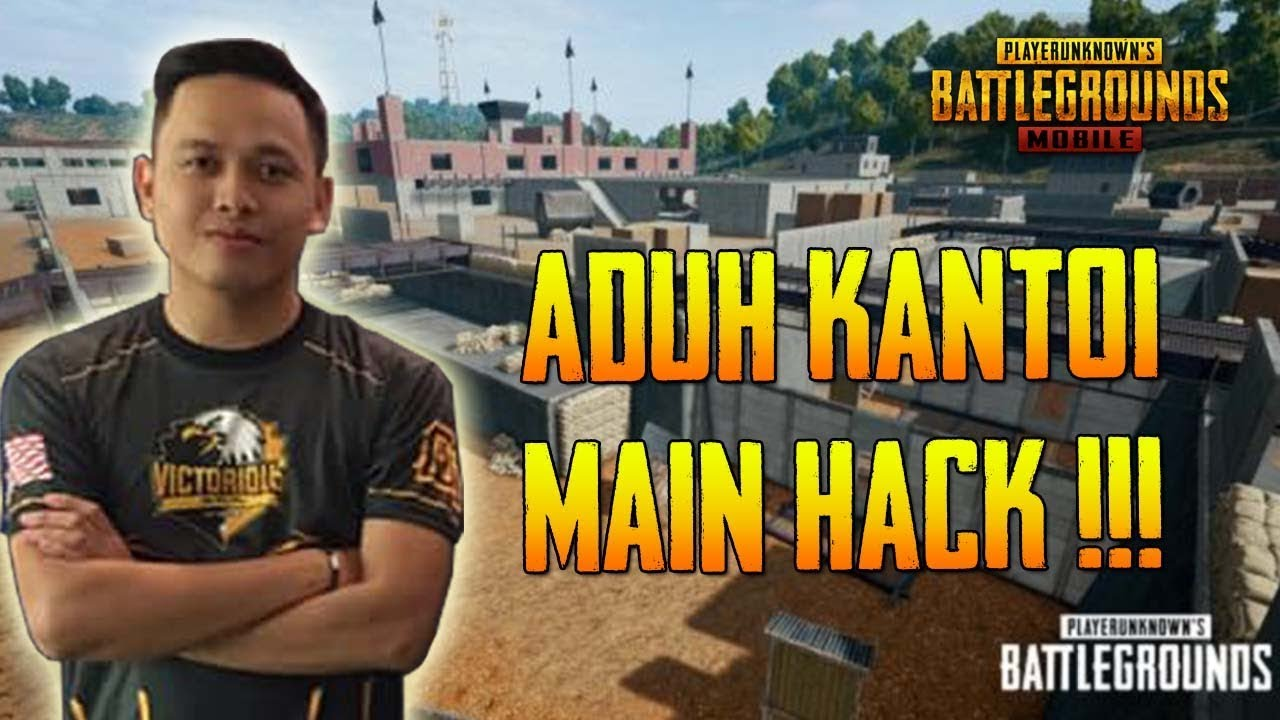 ADUHH KANTOI MAIN HACK !!! YAKUZA SANHOK GAMEPLAY | PUBG MOBILE